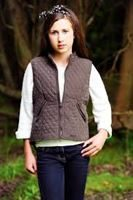 FITTED GILET
