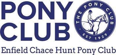 Enfield Chace Hunt Pony Club logo_OUTLINED_NAVY