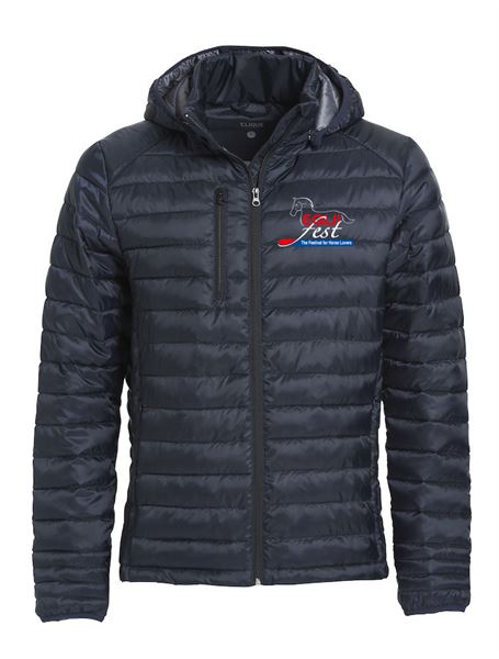 Equifest Childs Padded Down Jacket
