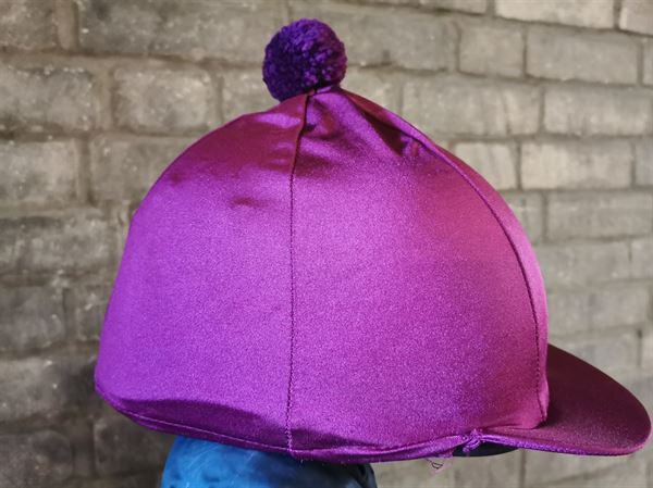 burg hat silk